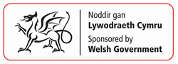 Sponsored by the Welsh Government logo